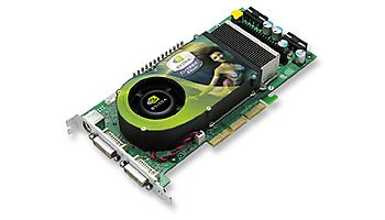 nvidia geforce 6800 ultra agp 2