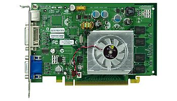 nvidia geforce 7300 gs pci e 1