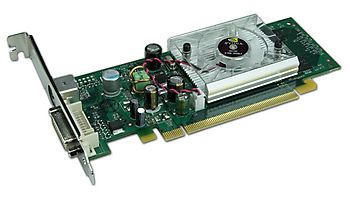 nvidia geforce 7300 gs pci e 6