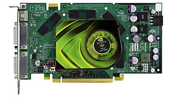 nvidia geforce 7900 gt pci e 1