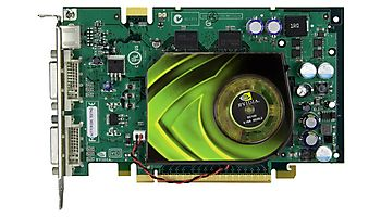 nvidia geforce 7600 gt pci e 1