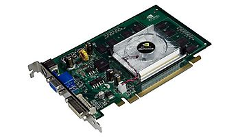 nvidia geforce 7300 gt 2