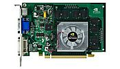 nvidia geforce 7300 gt 1