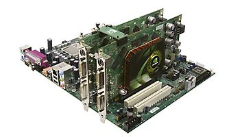 Видеокарта Nvidia Geforce 7900 Gs