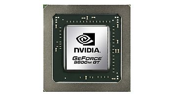 nvidia geforce 9800m gt 2