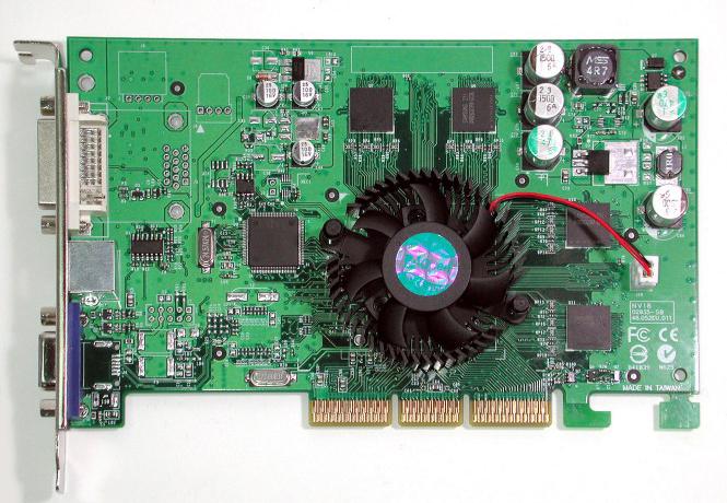 Nvidia geforce4 mx 440 agp 64mb