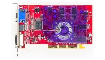 ATi Radeon 9200 Video Card
