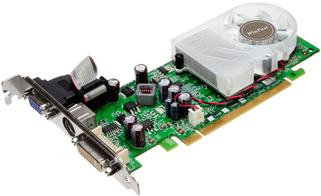 Leadtek WinFast PX GS TDH - graphics adapter - MB Specs