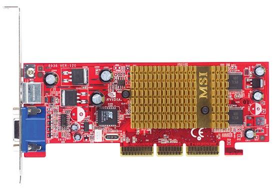 Driver msi fx5200-t128
