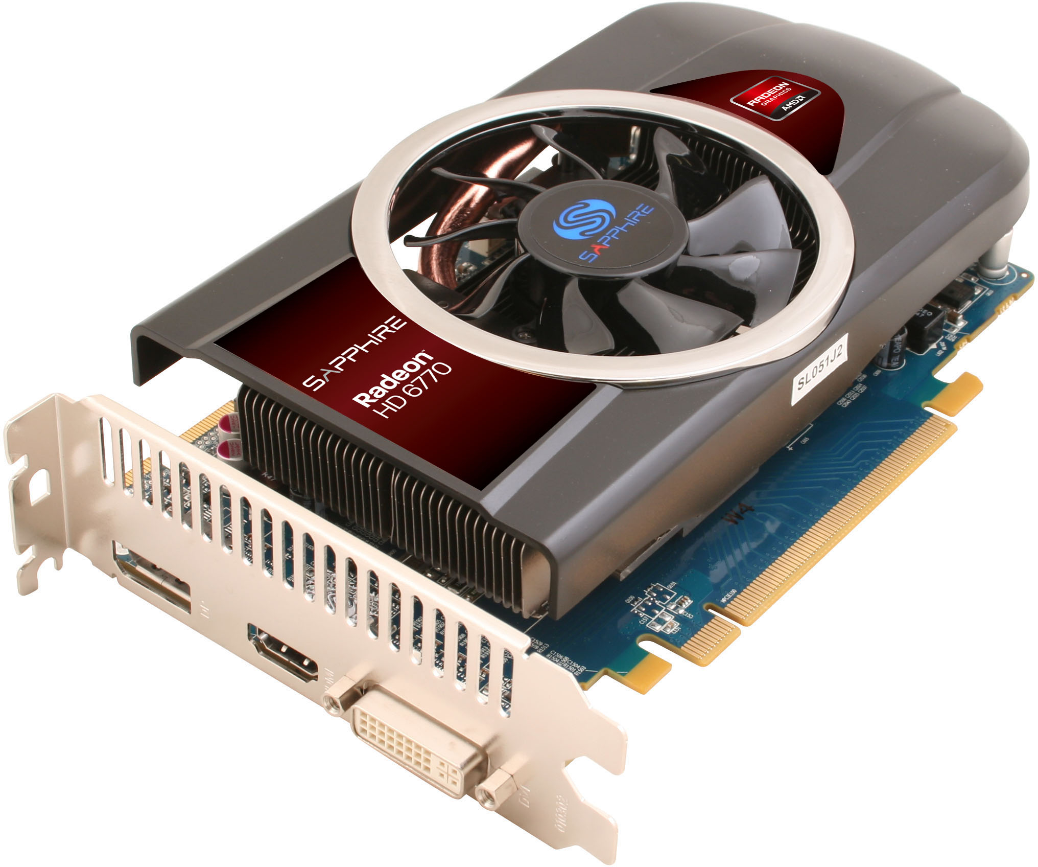 Get stunning hd gaming and computing with amd radeon hd 6750 graphics, now with blu-ray 3d