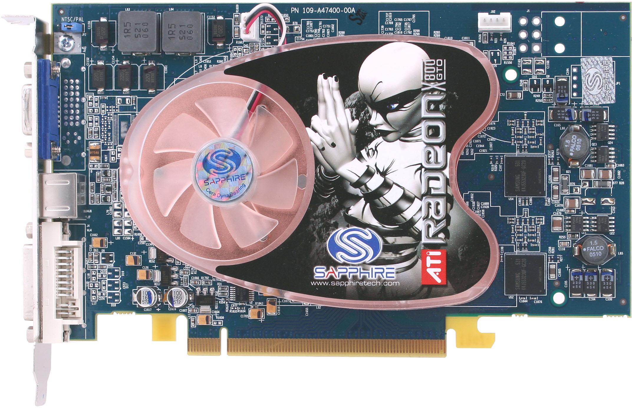 Игры С Видеокартой Radeon X800gto 128Mb