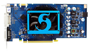 NVidia GeForce 9600 GT Video Card