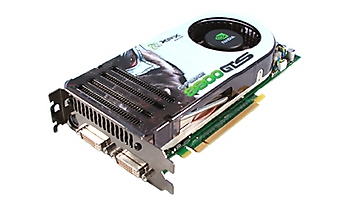NVidia GeForce 8800 GTS Video Card