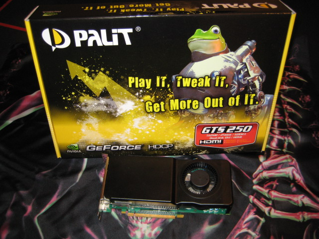 Palit GeForce GTS 250