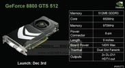 GeForce 8800 GTS 512